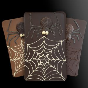 Spooky Halloween Chocolate