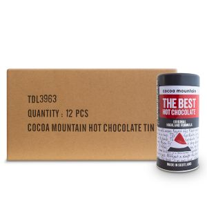 "CASE OF 12  ""The Best Hot Chocolate"""
