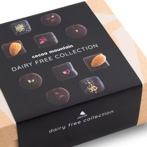 Double Layer Dairy Free Chocolates