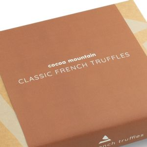 Classic French Truffles