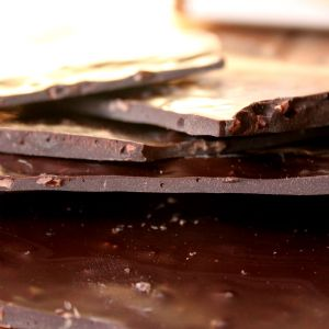 Dark Organic Chocolate with Cocoa Nibs
