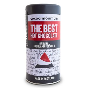 "Cocoa Mountain ""The Best Hot Chocolate"""