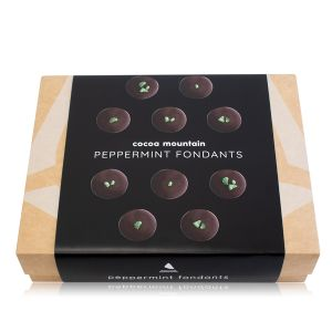Peppermint Fondants