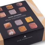 Double Layer Milk Chocolate Collection