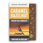 2 Milk Chocolate Bars with Caramelised Hazelnut Pieces