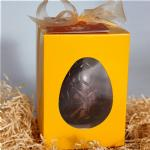 CHUNKY Dark Chocolate Button Egg