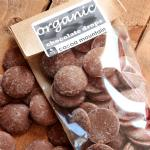 2 packs Big Organic Milk Chocolate Drops