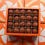 Double Layer Toffee Truffles